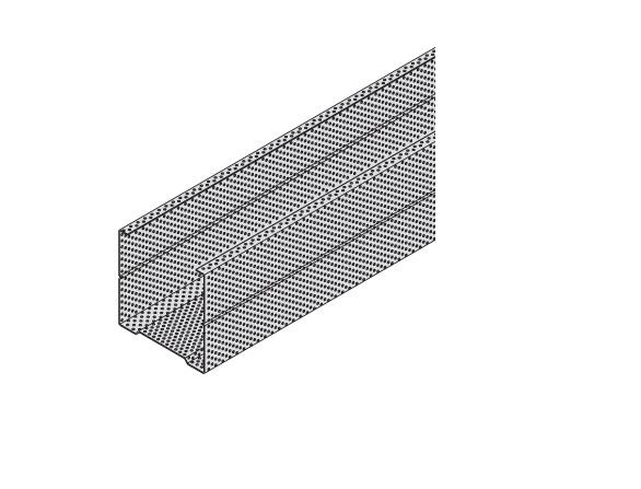 knauf cw profil antikorozivna za tita c5 profili za plo e suha gradnja knauf. Black Bedroom Furniture Sets. Home Design Ideas